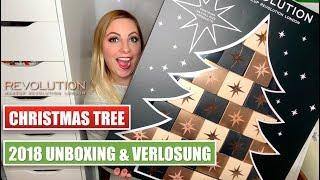 Revolution Christmas Tree Adventskalender | DER BESTE BEAUTY KALENDER EVER! | RealSweetSunny