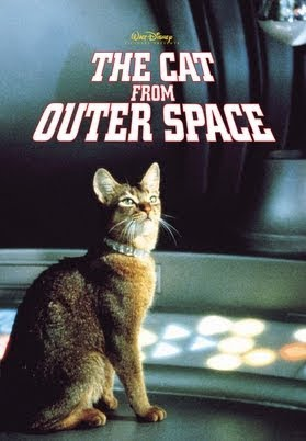 The Cat From Outer Space - YouTube