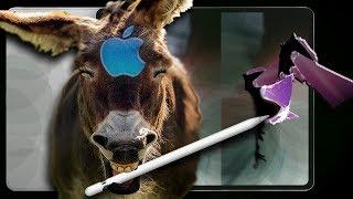 iPad Pro 2018 - Apple`s TROJAN HORSE ? + a Pinch of SALT