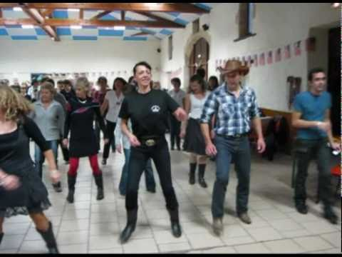 Image Danse Country oh suzanna (mix de danses country) - youtube