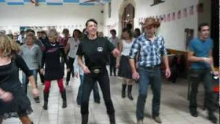 OH SUZANNA (Mix de danses country)