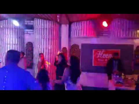 Guest enjoying DJ party in Kashmir | Heena Tours