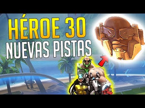 OVERWATCH: ENCONTRADAS PRIMERAS PISTAS DEL HÉROE 30!! BASTET y los CAMBIOS | Sr Jambo thumbnail