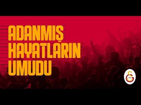 Adanmış Hayatların Umudu Şanlı Galatasaray