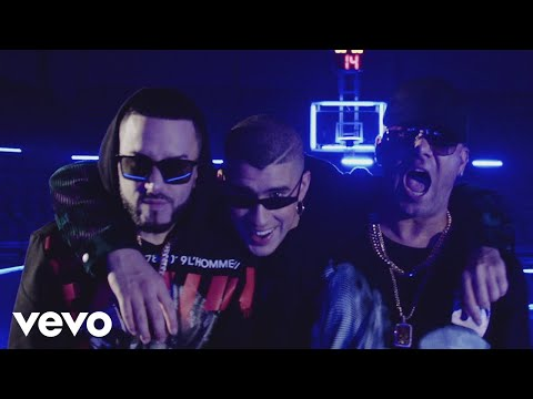 Wisin & Yandel, Bad Bunny - Dame Algo (Official Video)