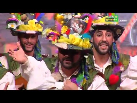 Vida. Carnaval de Gines 2016 (Gran Final)
