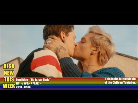Gay Music Chart - 2019 week 01