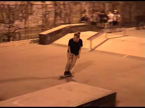 Skopje Challenge 2017 Skateboarding Qualifications
