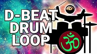 D-Beat Drum Loop 170 bpm 1 hour