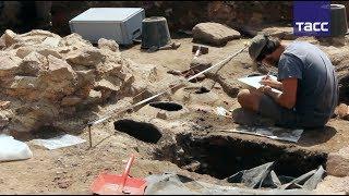 Археологи обнаружили  маленькие Помпеи  под французским Лионом