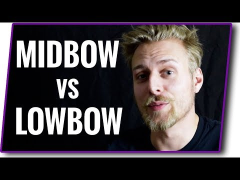 Field Hockey Stick Bow Shapes: Low Bow Vs Mid Bow   How To Choose A Field Hockey Stick (Part 1 Of 7)