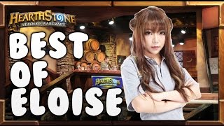Best of Eloise - Hearthstone Funny & Lucky Moments Montage
