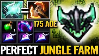 WTF!? NEW JUNGLE - Miracle- [Outworld Devourer] Jungle Style Dota 2 Pro Gameplay