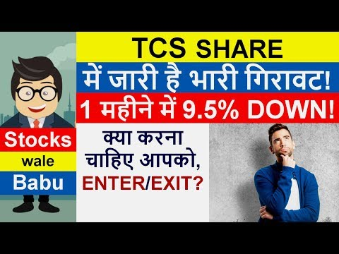 tcs-share-9.5%-down-in-1-month.-enter-or-exit.-latest-price-update-&-detailed-technical-analysis