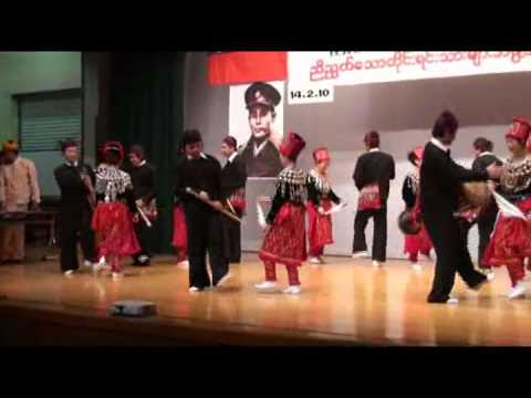 Myanmar8888(63rd UNION DAY,Tokyo)Second part 2 (14-2-2010 )