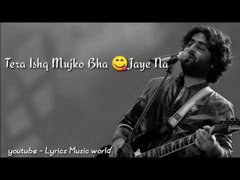 (LYRICS):yuhi Nahi Tujhpe Dil Ye Fida Hai|| Arijit Singh || Song With Lyrics||Whatsapp Status