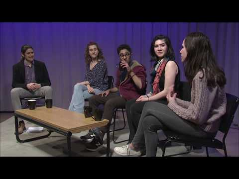 "Youth Can Change The World: The Cast From ""Voices Out Of Chaos"""