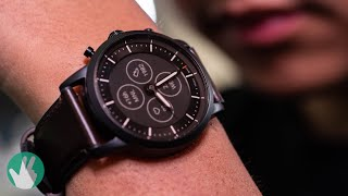 Fossil Hybrid HR Review: The (very) happy medium