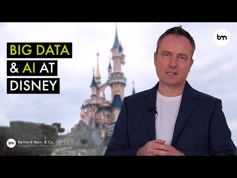 The Amazing Ways How Disney Is Using Artificial Intelligence And Big Data