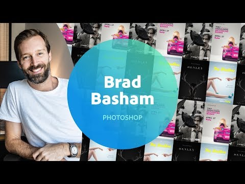 Designing in Photoshop with Brad Basham - 1 of 3