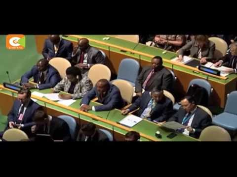 DP Ruto accuses UN of reneging on refugees support pledge
