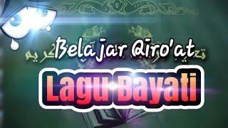 Belajar Qiroah  Lagu Bayati Oleh KH Muammar ZA || Gi-Putv