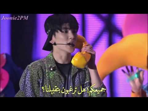 SHINee Kiss Yo [Arabic Sub]