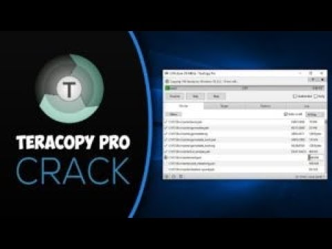 TeraCopy Pro 2019 Free Download