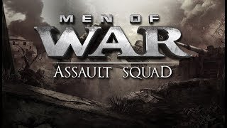 【Men of War: Assault Squad//戰士們: 突擊隊】美軍戰役(普通)