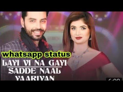 Layi Vi Na Gayi/Sadde Naal Yaariyan| Mixtape Punjabi | Jashan Singh & Shipra Goyalpp status.