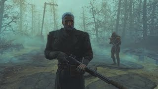 NEW WEAPONS in Far Harbor Trailer - Fallout 4 DLC