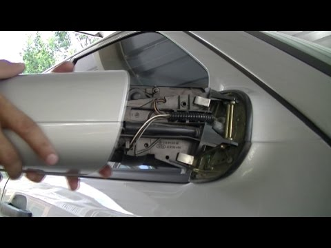 Mercedes Benz W202 Door / Rear View Mirror Assembly Replacement