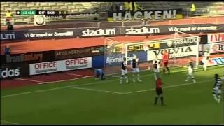 Allsvenskan 2011: Djurgårdens IF - BK Häcken