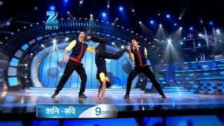 Dance India Dance Season 4 Promo - Sumedh, Manan & Rohan