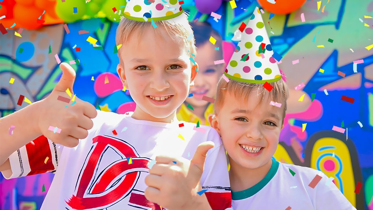 عيد ميلاد سعيد لنيكي! 6 سنوات