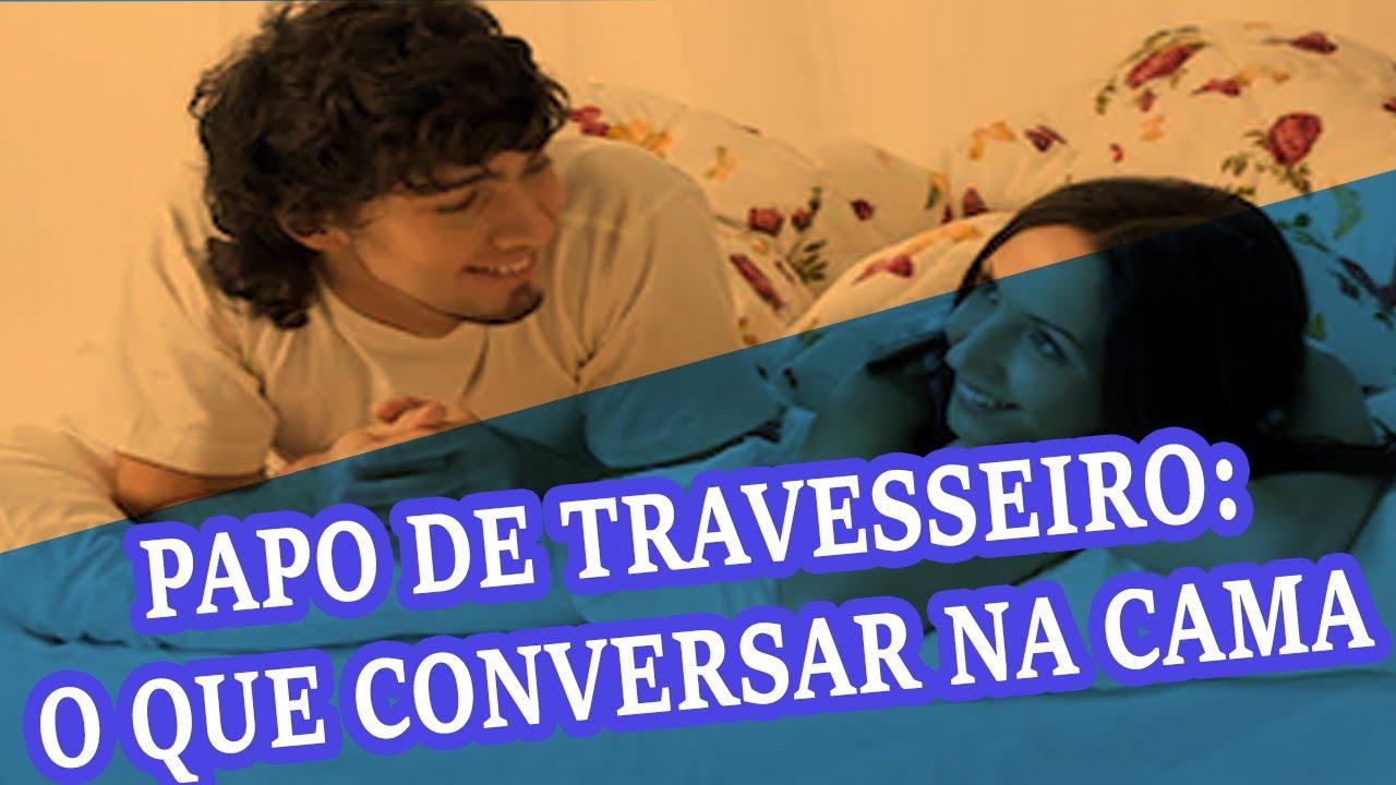 Papo de travesseiro -  Como conversar na cama (2020)