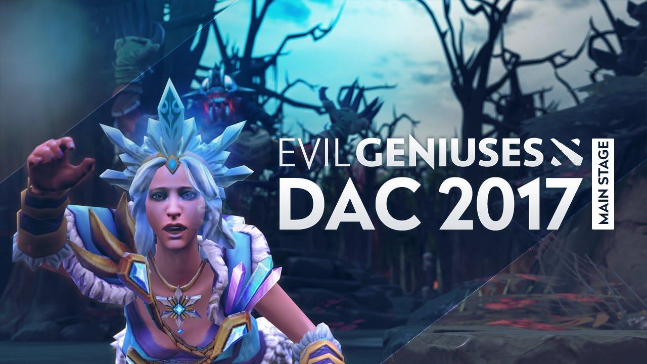 DAC 2017 Main Stage - EG Highlights - YouTube