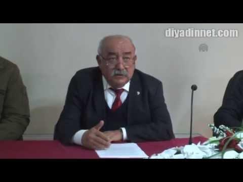 Tunceli Ticaret ve Sanayi Odası (TSO) Yönetim Kurulu Başkanı Yusuf Cengiz