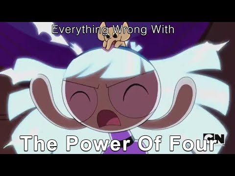 "Everything Wrong With Powerpuff Girls ""The Power Of Four"" In 20 Minutes Or Less!"