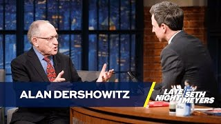 Alan Dershowitz Predicted Trump Would Win