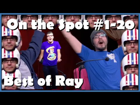 On the Spot - Best of Ray 1-20