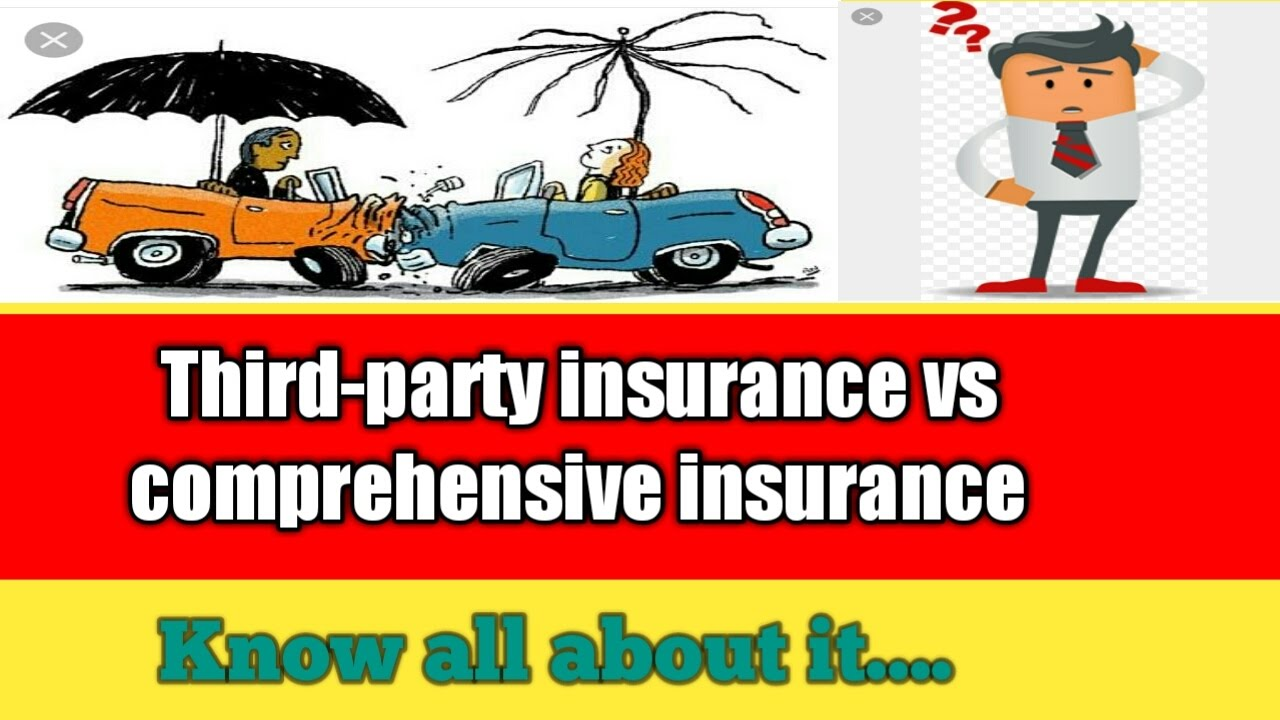 |what is Third party insurance |comprehensive motor insurance||types of vehicle insurance|in hindi