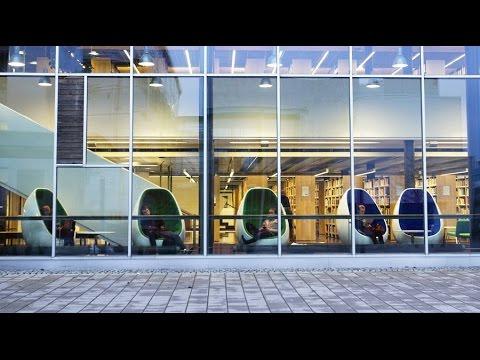 Helsinki University Library: Everyone's Happy Here