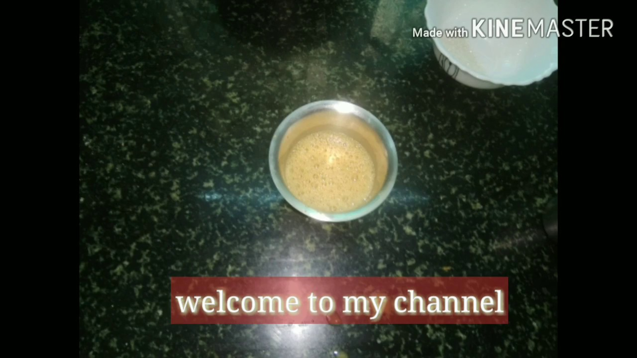How to make coffee with milk powder-SIMPLE METHOD - YouTube