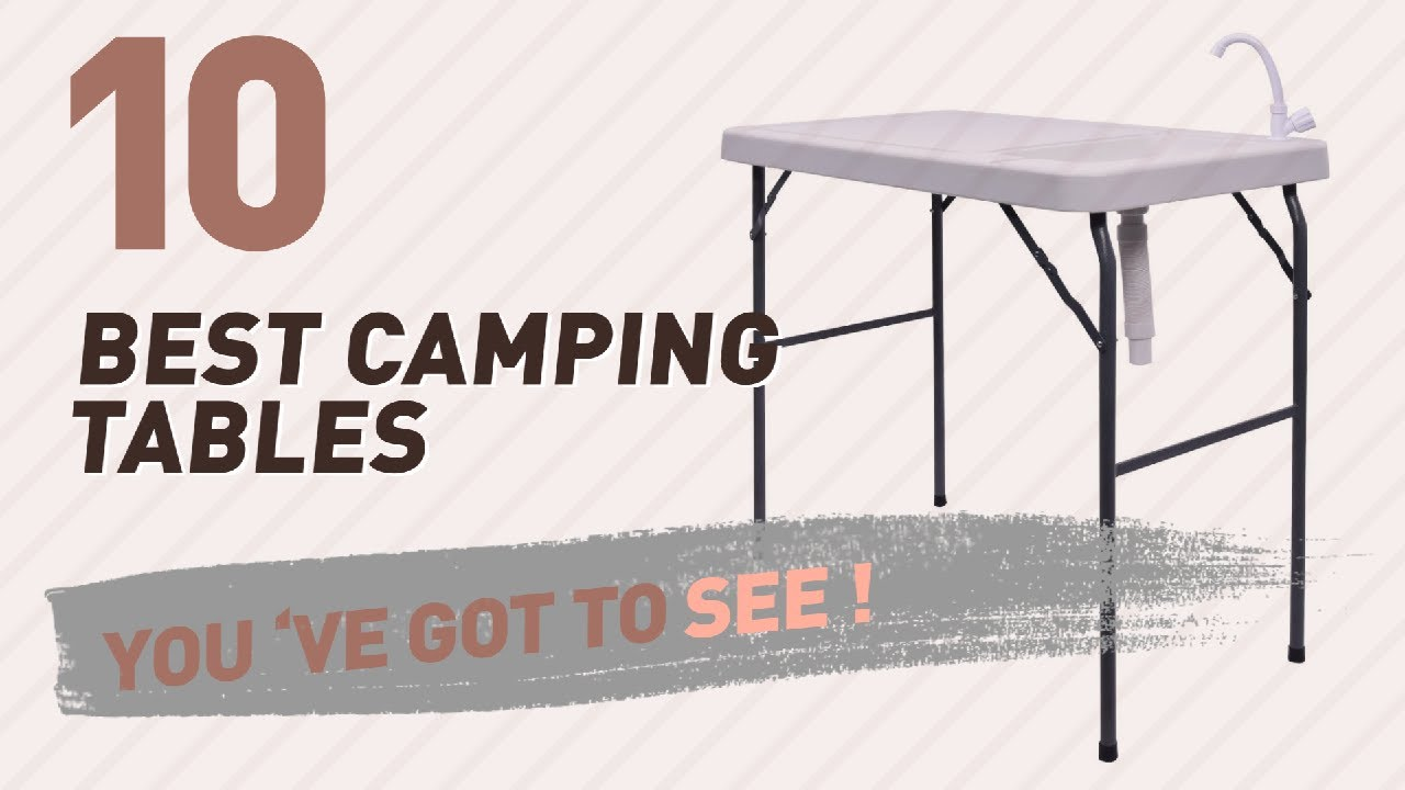 Camping Tables With Sink, Top 10 Collection // New & Popular 2017 ...