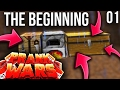 SO MANY YOUTUBERS!   Minecraft PRANK WARS SMP #1 (Multiplayer Survival)