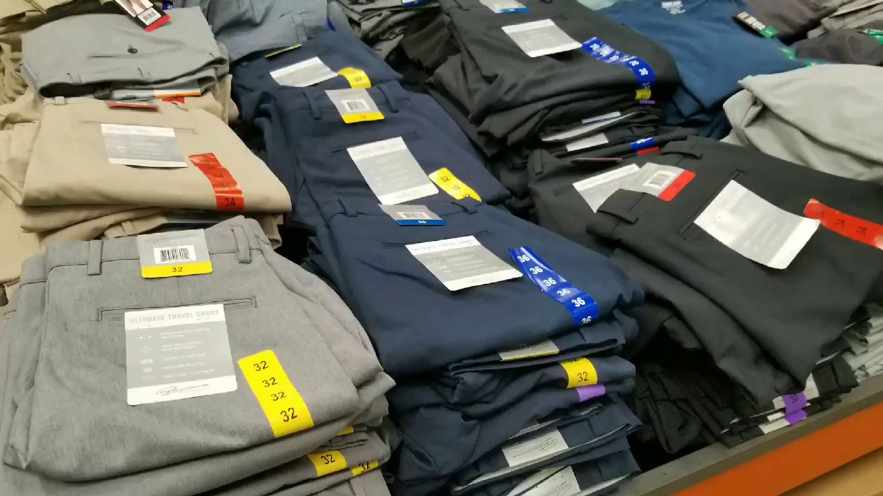 Costco Mens Travel And Cargo Shorts 13 Youtube