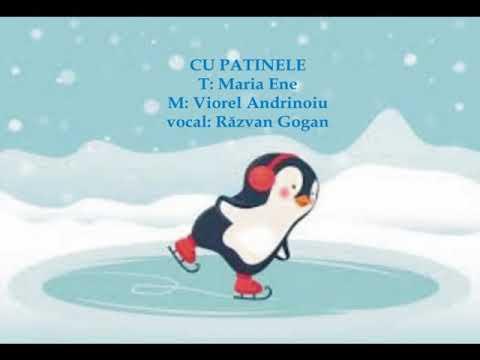 cantece de iarna si Craciun – Rogvaiv – Cu patinele