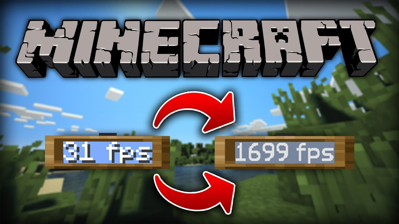 How To Get More FPS in Minecraft 1 13?! 😱 [1000+ FPS BOOST!!]