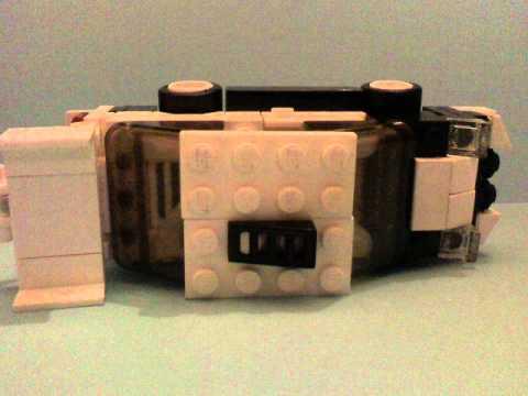 Lego Drift Car Moc Youtube